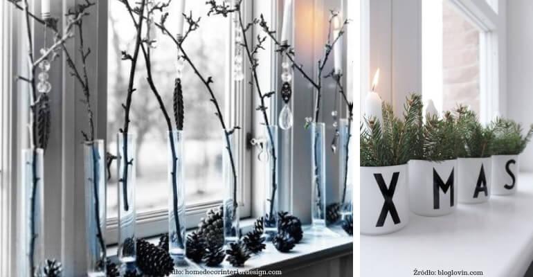DIY dekoracje świąteczne