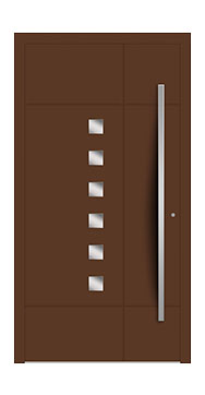 Drzwi wejsciowe _PARIS3_Budvar